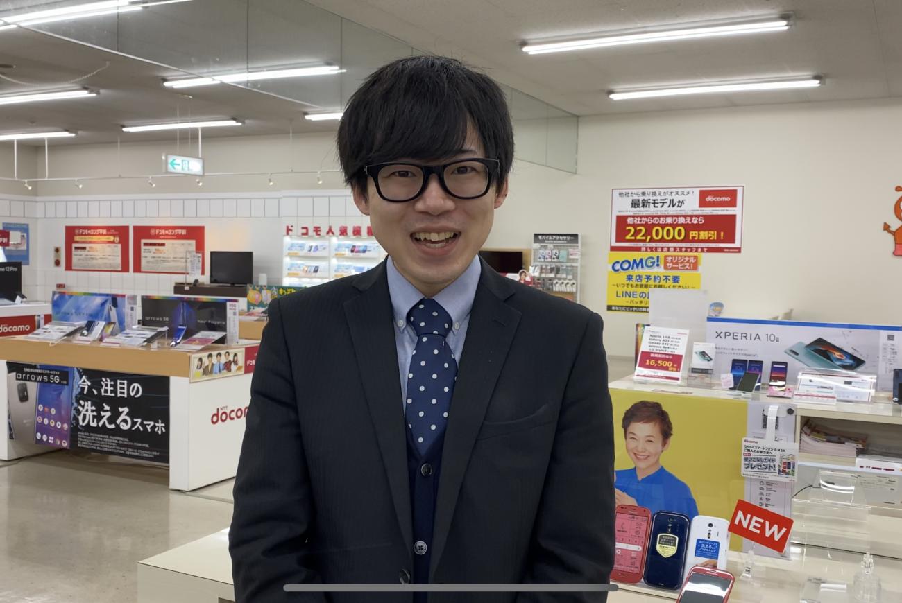 COMG!新潟中央店舗販売スタッフ【店長候補枠】正社員