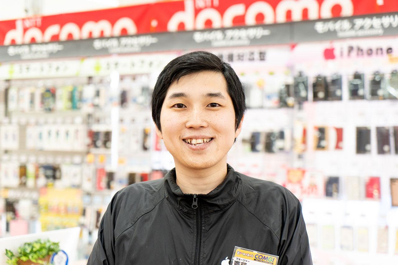COMG!荒川店舗販売スタッフ【店長候補枠】正社員